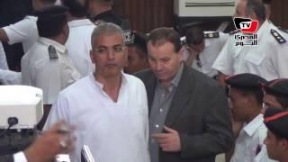 عصام سلطان خلال محاكمته في «فض رابعة»: أنا محظور عليا الورقة والقلم