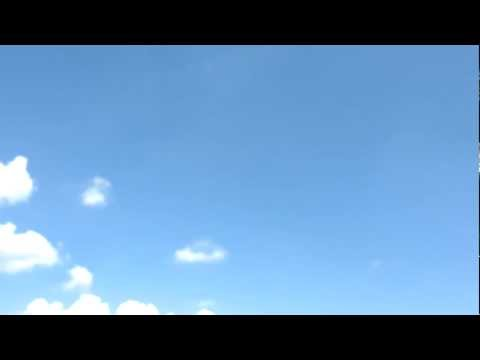 Now in Tokyo JAPAN Sky and clouds [and occasional UFO space alien] 20120805