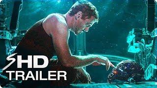 AVENGERS 4: ENDGAME Official Extended Trailer #1 (2019) Marvel Movie HD