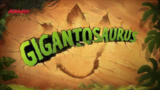 Gigantosaurus | Theme Song - Sing Along | Disney Junior UK