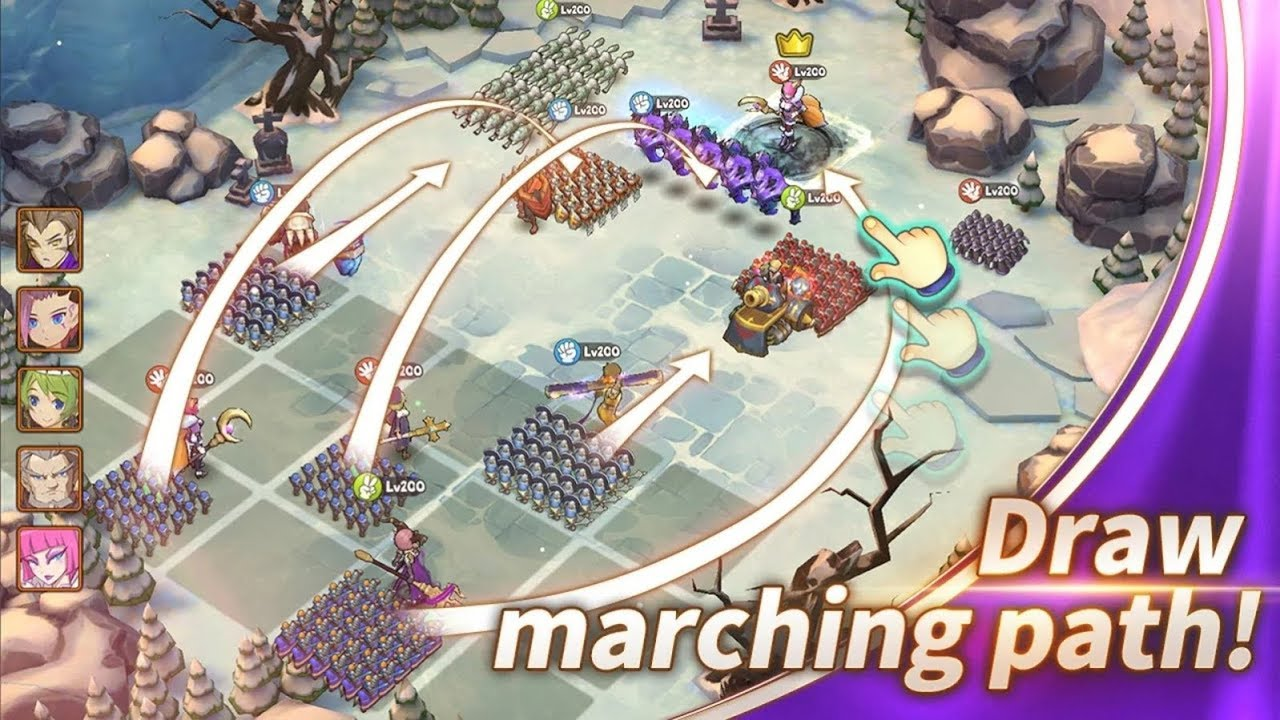 Valor Guard Tactics ( GRAVITY Co , Ltd  ) [ Android APK iOS ] Gamepaly
