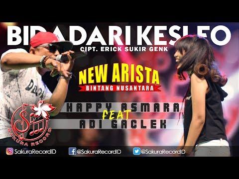 Happy Asmara Ft.Adi Gaclek - Bidadari Kesleo [NEW ARISTA]