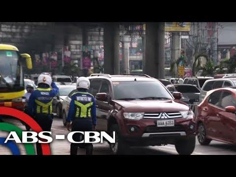 Publiko binalaan sa health problems bunsod ng matinding trapiko   TV Patrol