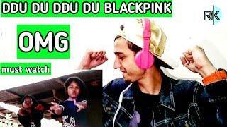 Gambar cover BLACKPINK - '뚜두뚜두 (DDU-DU DDU-DU)' M/V Cover | by DEKSORKRAO from Thailand