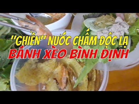 [Saigon Little]  ĂN PHÁT GHIỀN BÁNH XÈO BÌNH ĐỊNH GÒ VẤP