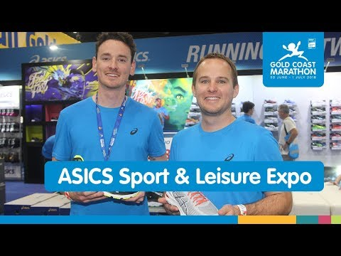 2018 ASICS Sport & Leisure Expo - Gold Coast Marathon