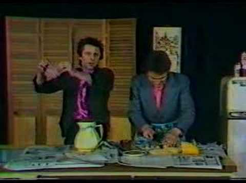 SOUNDS: Reg & Pete's Cooking Segment (1980)