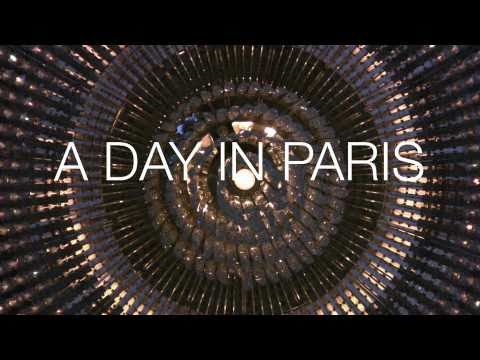 A Day In Paris (a 2 min video installation)