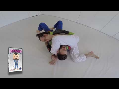 Another BJJ After 40 Kraken Choke In Jiu-Jitsu Competition! The Leg Strangler