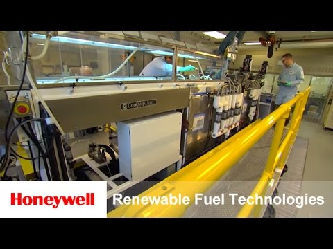 Renewable Fuel Technologies | Renewable Fuel Solutions | Honeywell