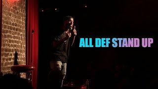 Billy Sorrells- He's Dead, Run The Check Up | All Def Stand Up