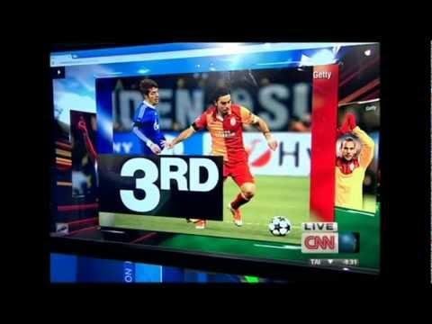 Ünal Aysal - CNN International