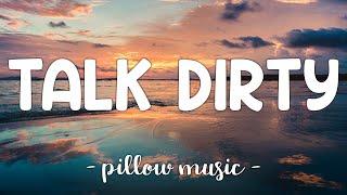 Talk Dirty - Jason Derulo (Feat. 2 Chainz) (Lyrics) 🎵