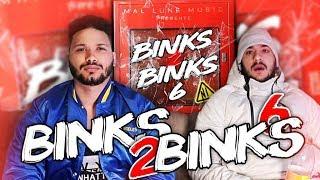 NINHO - BINKS TO BINKS PART 6 (Première écoute)
