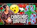 SURPRISING MY GIRL FRIEND FOR CHRISTMAS (INSTAGRAM MODEL)