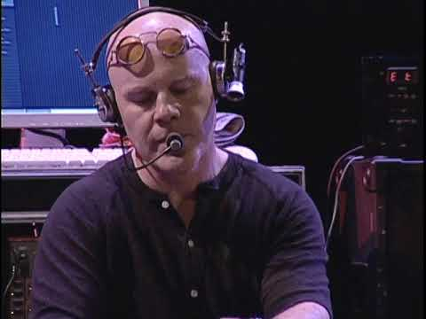 Thomas Dolby - Budapest By Blimp (live performance)
