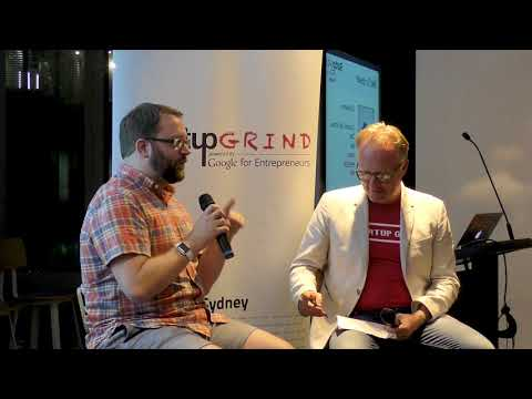 Cal Henderson, Co-founder and CTO of Slack | Startup Grind