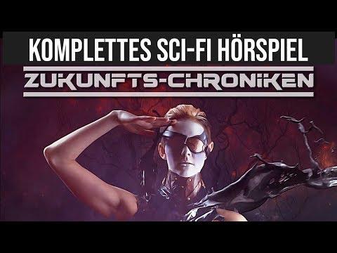 Zukunfts-Chroniken - Ihr Hobot, zu Diensten (Science Fiction / Hörspiel / Hörbuch / Komplett)