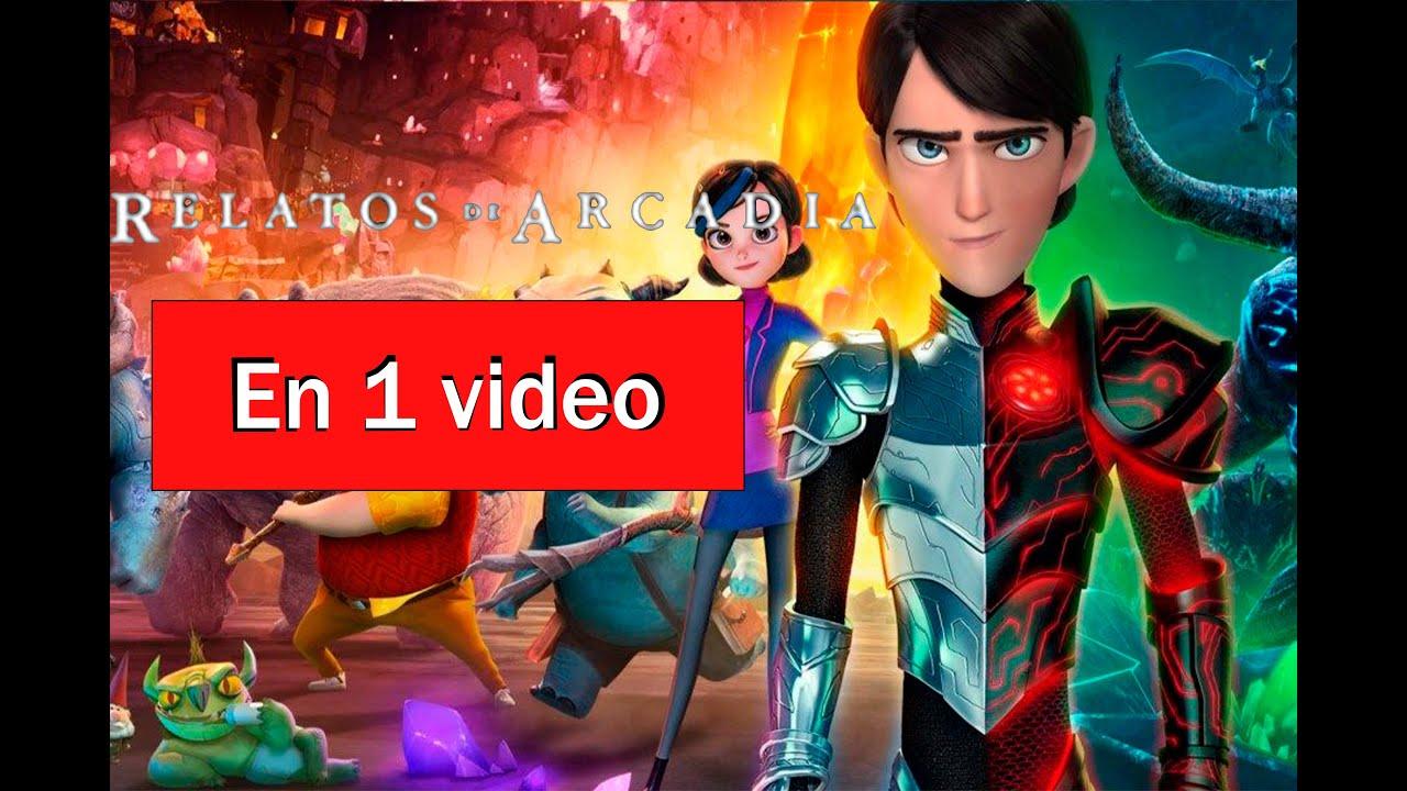 Download Relatos de arcadia saga en 1 video -  Royopro