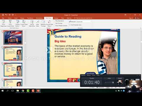 Screencast How To Make An Instructional Video With Microsoft Power