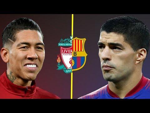 Luis Suarez VS Roberto Firmino - Who Is The Best Striker? - Amazing Goals & Skills - 2018