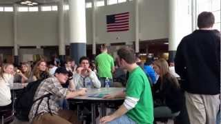 Ridgefield high school: Hell Breaks Lose