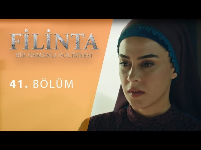 Filinta 41.Bölüm