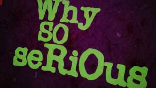 "Holiday Project - Joker ""Why So serious?"" Kinetic Typography"