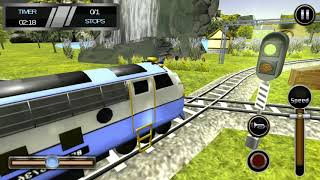 Metro Local Train Driving Simulator