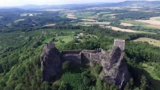 Český ráj a hrad Trosky
