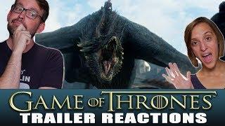 GAME OF THRONES Season 7 Episode 5 Preview REACTION & REVIEW!