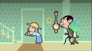 Mr Bean - Wheelchair Fun