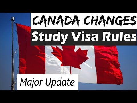 New Canada Study Visa Rules For International Students 2020