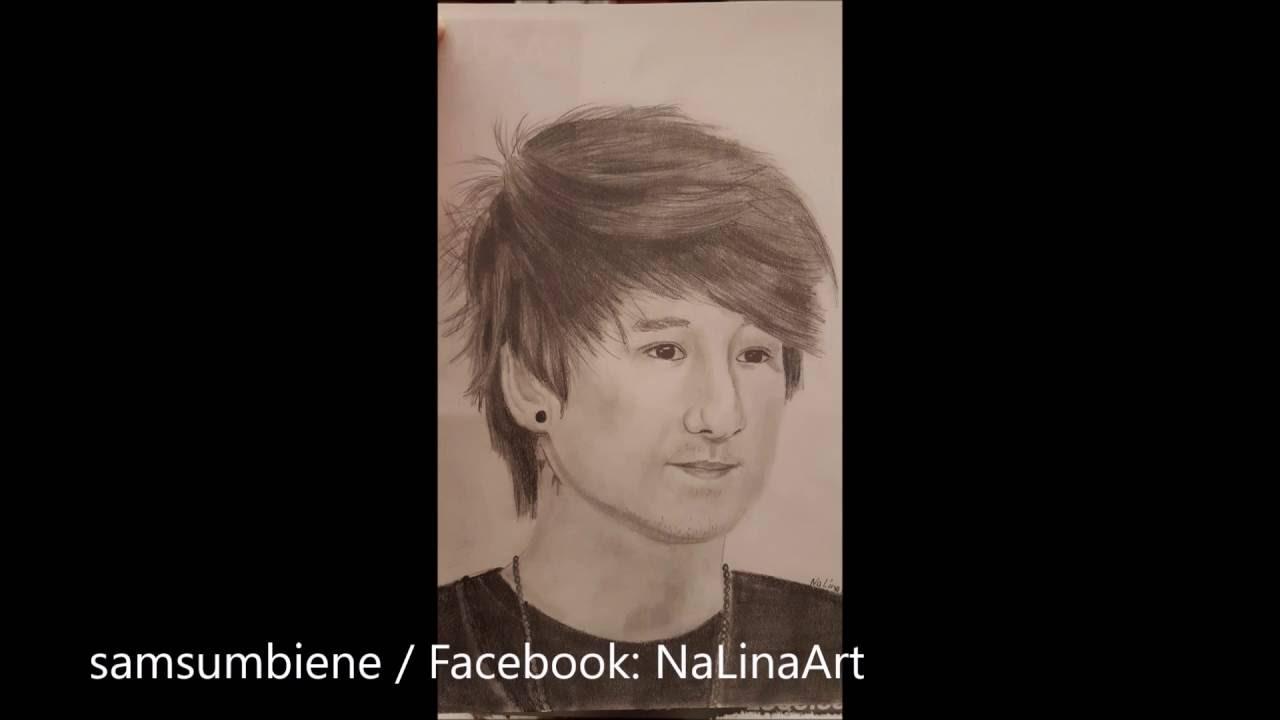 Haare Zeichnen Tutorial Julien Bam Youtube