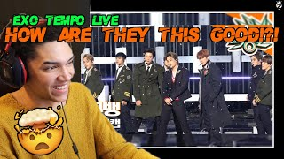 Just Unreal | EXO(엑소)- TEMPO Live @ Music Bank- First Time R…