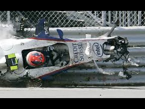 F1 biggest crashes - Racingdrivers are heroes (Can't watch on phone)