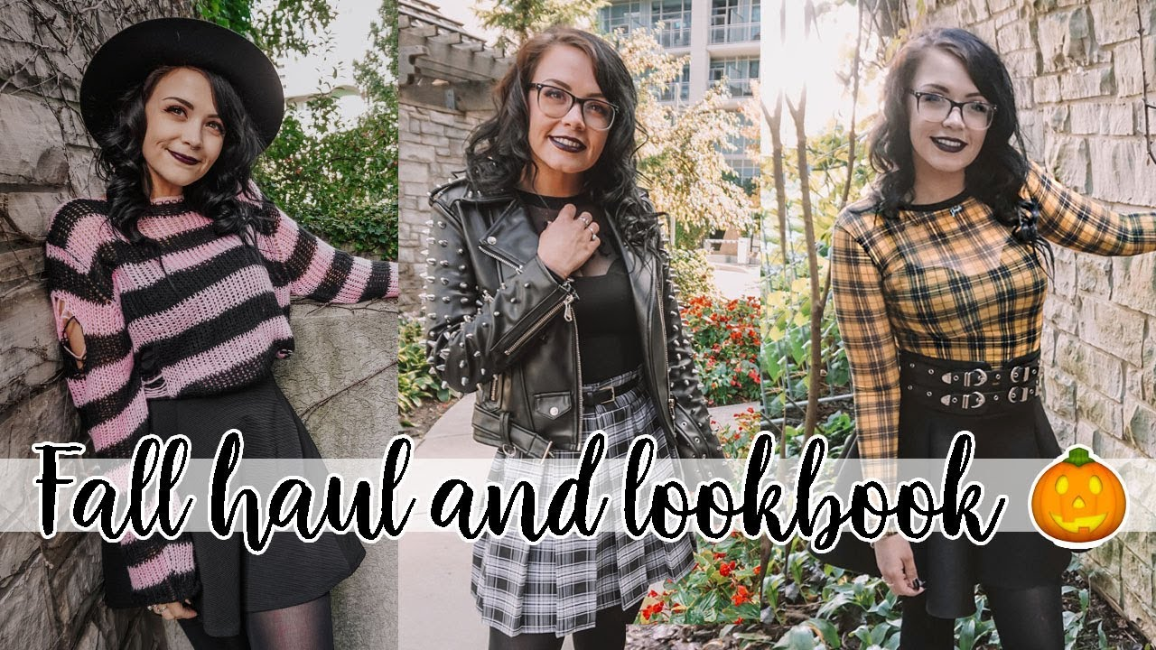 FALL FASHION HAUL + MINI LOOKBOOK ? 8