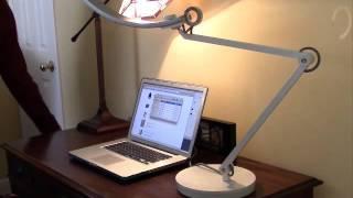 Review BenQ LED reading light