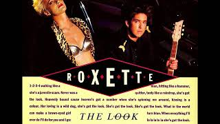 Roxette - The Look - REMASTERED