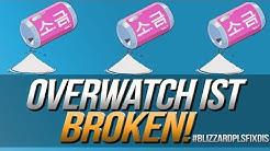 OVERWATCH IST BROKEN | BLIZZARD PLS FIX DIS | Overwatch Parodie Deutsch