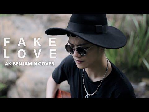 BTS - 'Fake Love' R&B Acoustic English Cover (Ak Benjamin Cover)