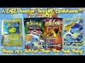 Opening A BOOSTER BOX Of FAKE Pokemon Go Evolutions Cards! THE BEST FAKE POKEMON CARDS EVER!