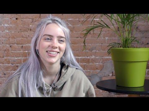 Billie Eilish interview (part 2)