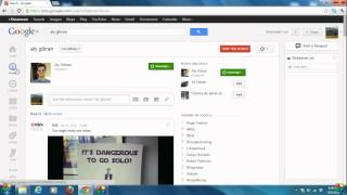 How to find and add friends to Circles on Google+