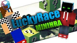 NOVÁ MINIHRA! | LuckyRace [MarweX&Bauchyc]