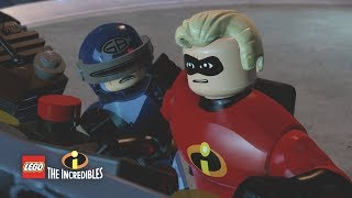 16275285c3f GAZERBEAM IS ALIVE?! WORKING TOGETHER!   LEGO The Incredibles - Part 10 (