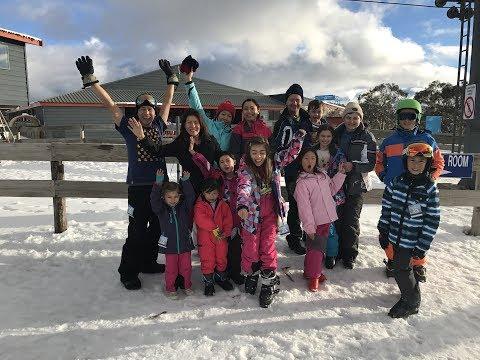 Selwyn Ski Trip 2017