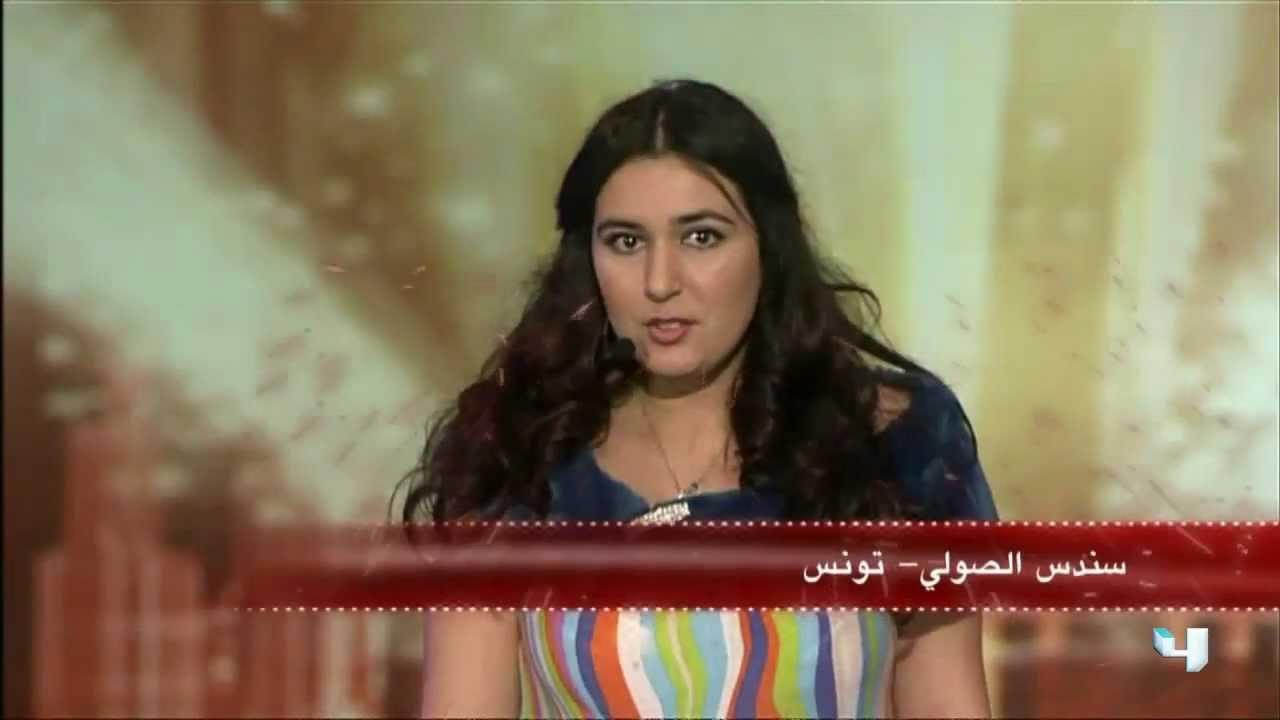 #ArabsGotTalent - S2 - Ep4 - سندس الصولي