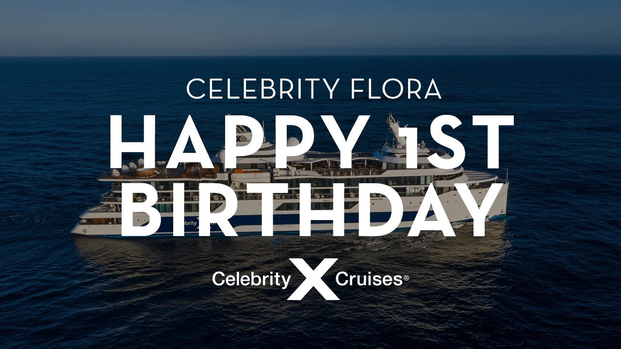 Celebrating Celebrity Flora's 1st Birthday