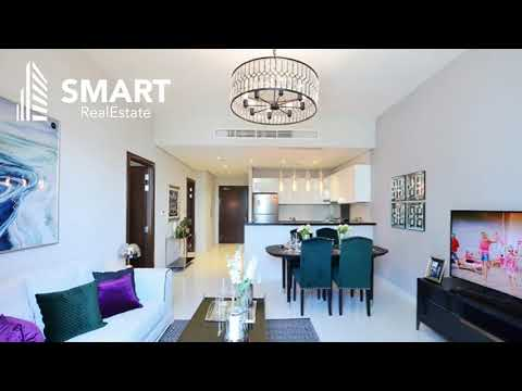 Spacious 1 BR Apartment for Sale in Dezire Residences, Jumeirah Village Circle Reference: SMT-AQ0154